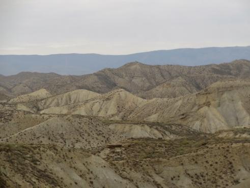 Tabernas desert, responsible traveller, responsible tourism