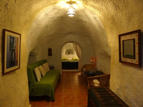 Granada photos, Granada cave hotel