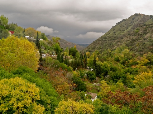 weather Granada spain, Granada november weather, Granada autumn, Granada photos
