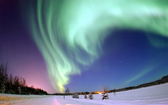 Northern Lights photos, images of northern lights, northern lights pictures