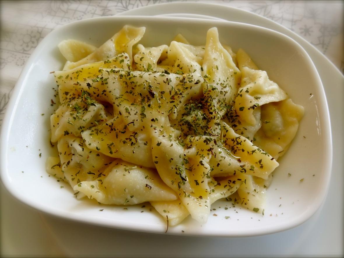 Turkish food photos, vegetarian Turkish food, Peruhi, Turkish pasta