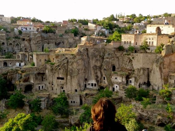 Turkey underground city, Guzelyurt