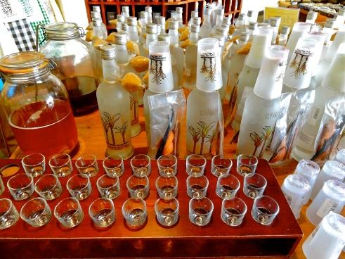 Rum tasting, rum mauritius