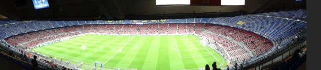 Camp Nou, Barcelona stadium