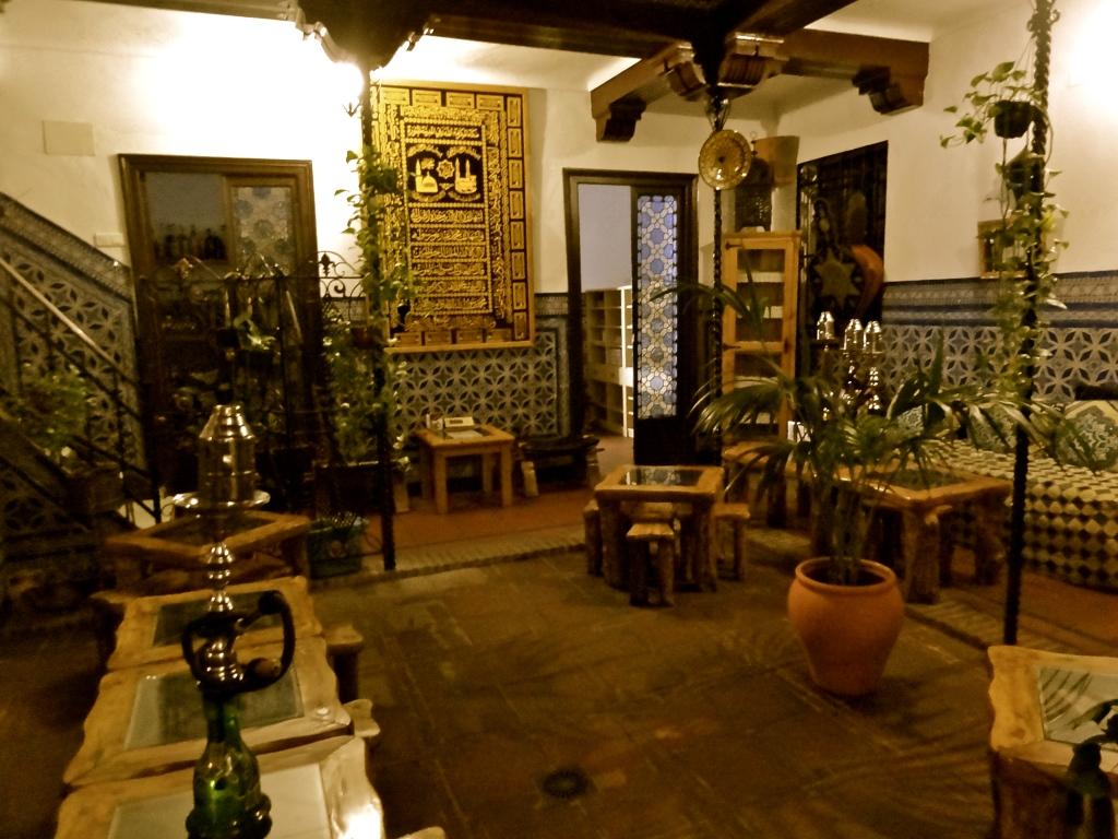 teterias, teteria Cordoba, Cordoba restaurants
