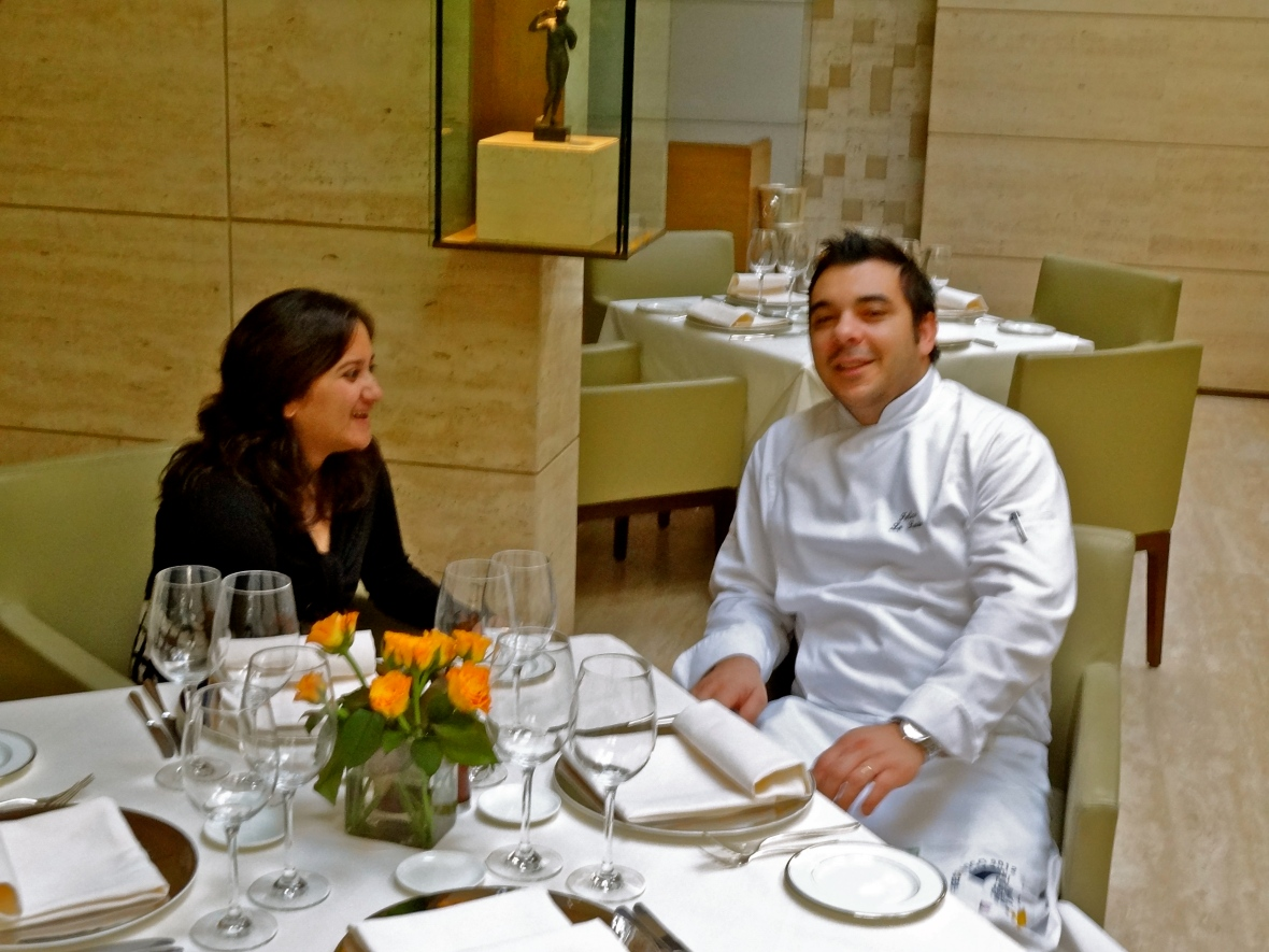 Chef Felice, Italian Chefs Delhi