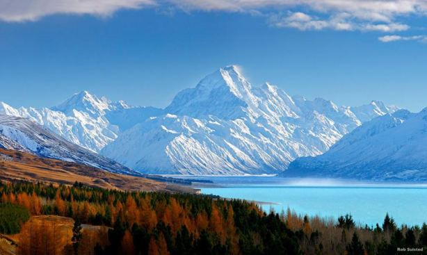 New Zealand photos, New Zealand photo gallery, New Zealand images