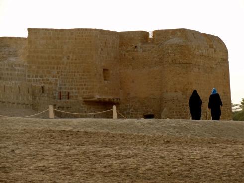 Bahrain photos, Bahrain women photos, Bahrain fort