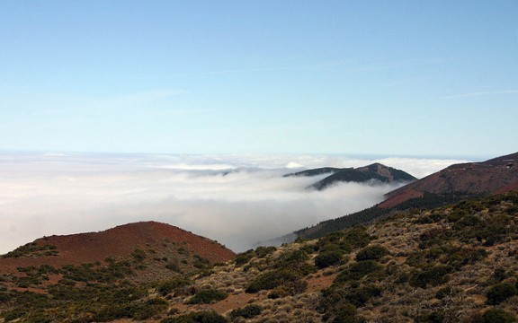 Tenerife mountains, Mount Teide