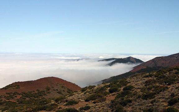 Tenerife mountains, Mount Teide