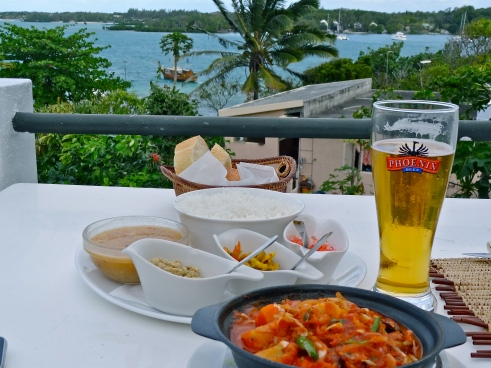 Mauritius traditional food, Chez tino, Mauritius top restaurants