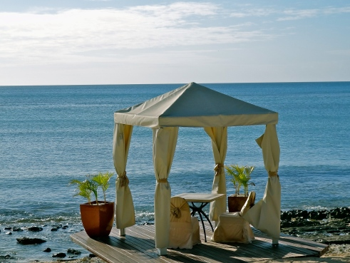 Mauritius best restaurants, La Faya, Le Meridien Mauritius food