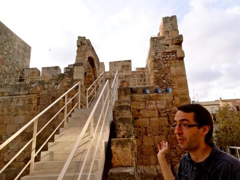 Tarragona tourism, Tarragona ruins