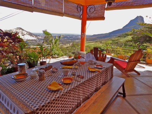 Mon choix mauritius, Mauritius breakfast