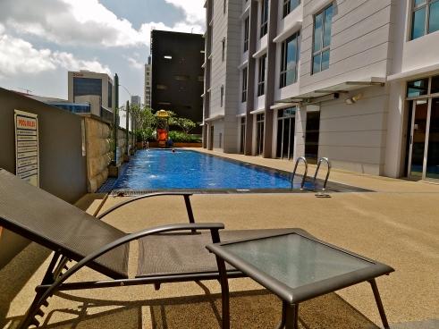 Parc Sovereign Singapore, boutique hotels Singapore, Singapore budget hotels Orchard