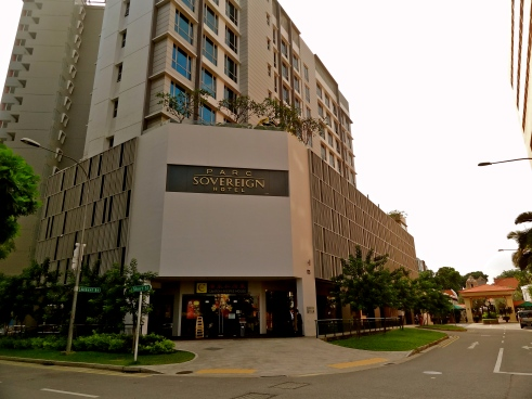 Singapore boutique hotels, Singapore places to stay