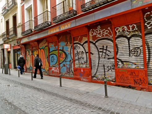 Madrid neighborhoods, best neighborhood in Madrid, Madrid attractions