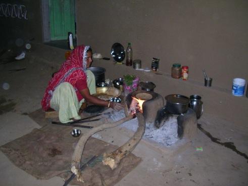 Rajasthan life, village life in India