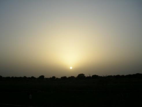 Rajasthan village, Rajasthan sunset, Jaipur village