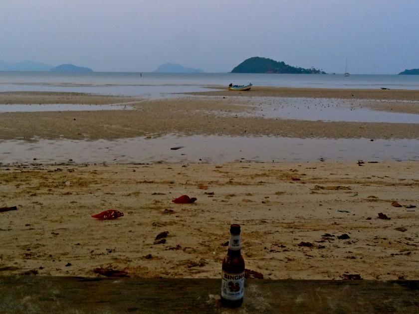 Koh Mak beaches, Koh Mak island, Thailand hidden beaches