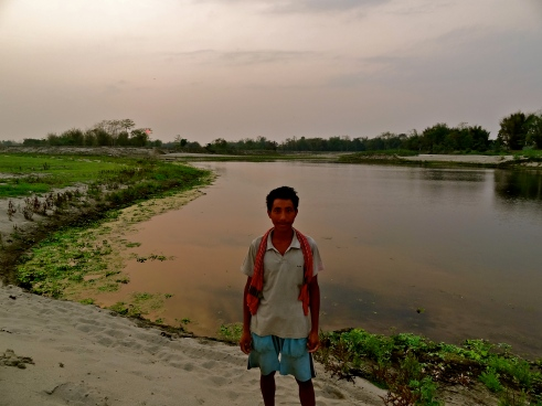 Assam villages, Majuli island