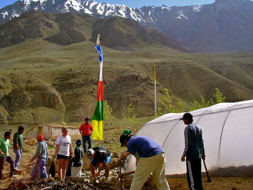 volunteer travel, volunteer Himalayas, volunteer travel India
