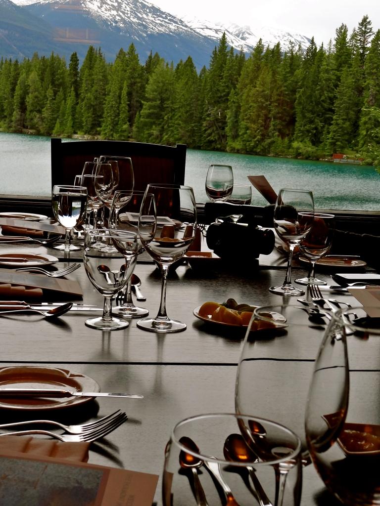 Fairmont Jasper, Jasper park lodges, Jasper town