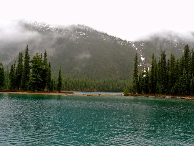 Jasper island, Spirit island, Spirit island Canada, Maligne Lake cruise