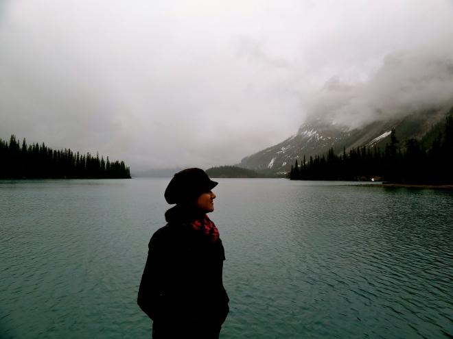 Spirit island, Spirit Island Alberta, Jasper island, Maligne lake