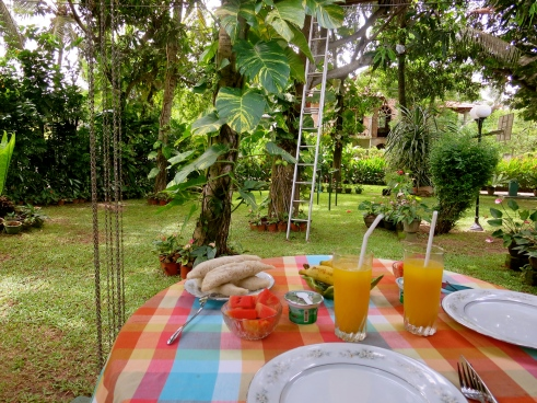 Negombo Sri Lanka, Negombo where to stay, Negombo Villa Shade