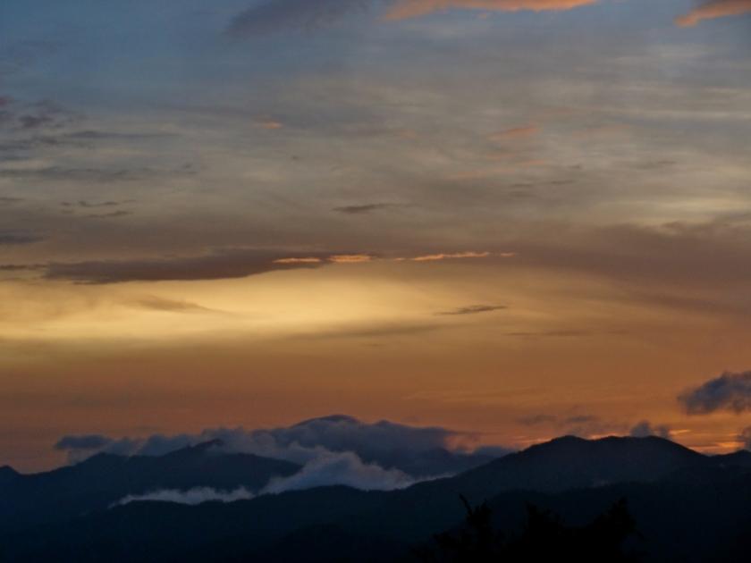 Kumaon Himalayas, Himalayas sunset, Dhanachuli, hill stations in Uttarakhand