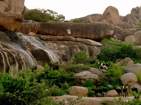 Hampi, about Hampi, Hampi boulders