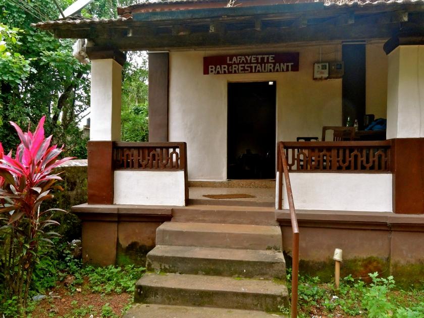 La fayette, Chorao island, Goa where to eat, Goan cuisine