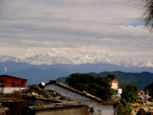 kasar devi, Kumaon himalayas, binsar villages