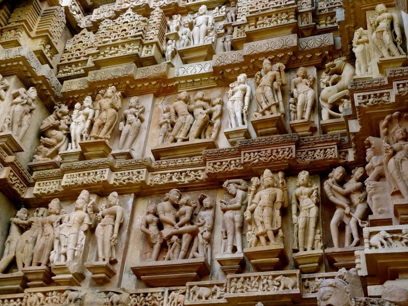 Khajuraho sculptures, Khajuraho pictures, Khajuraho temple