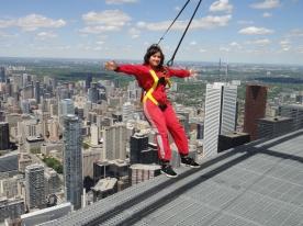CN Tower Toronto, Toronto edgewalk, CN Tower edgewalk