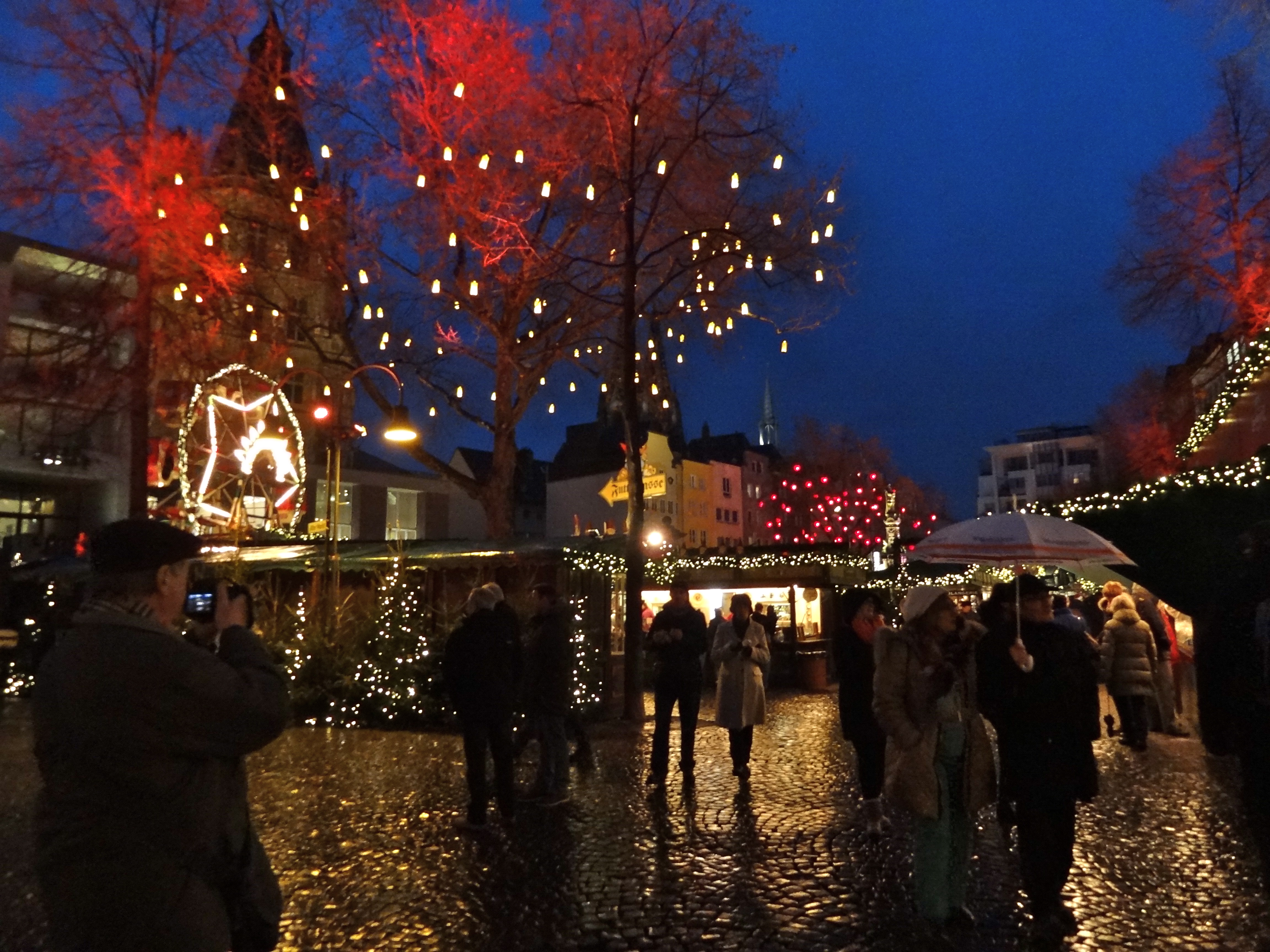 In Photos: German Christmas Markets. | The Shooting Star