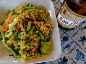 thai food, vegetarian thai food