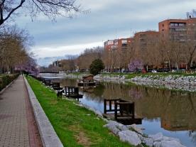 Madrid River, Madrid photos