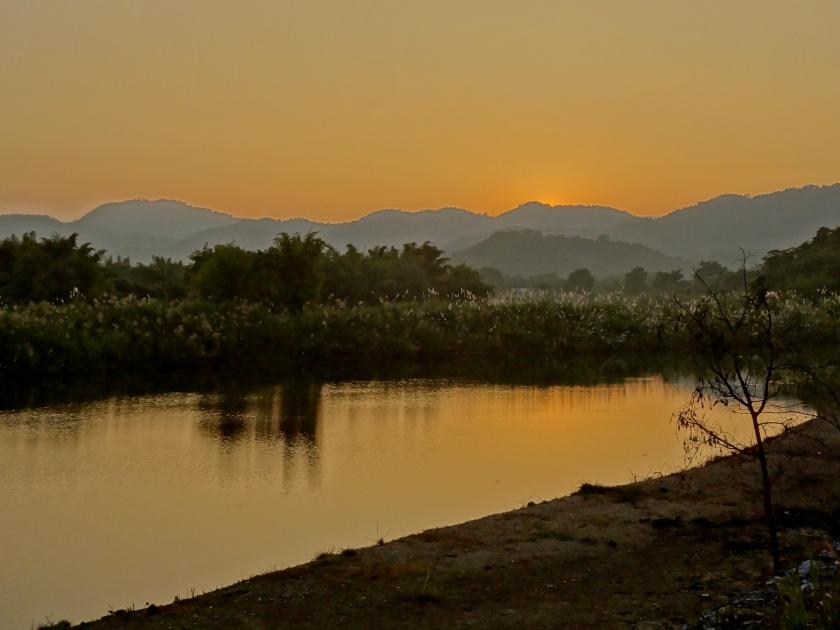 Chiang Rai, Kok River, Chiang Rai Thailand, Northern Thailand