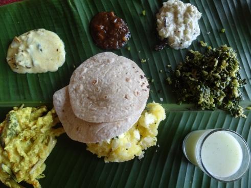 North Kerala food, Kerala cuisine