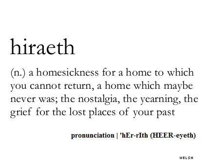 hiraeth, home, travel home