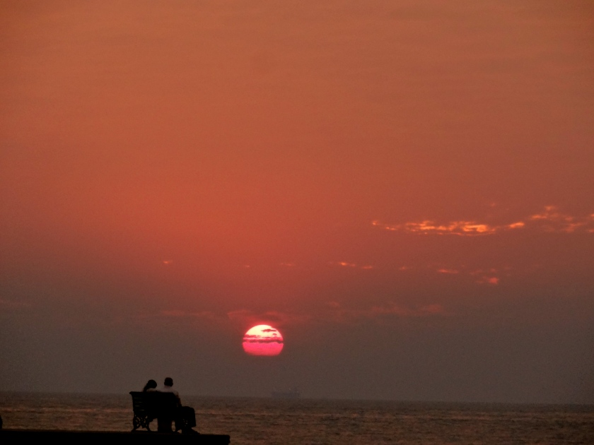 Fort Kochi sunset, travel inspiration, Indian traveller