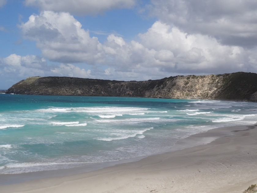 South Australia beaches, Kangaroo Island beaches
