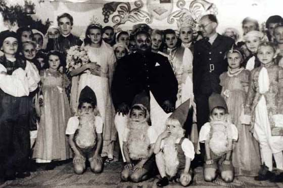 polish refugees India, Jam Saheb, Jamnagar Maharaja, Nawanagar Maharaja, World war 2 India