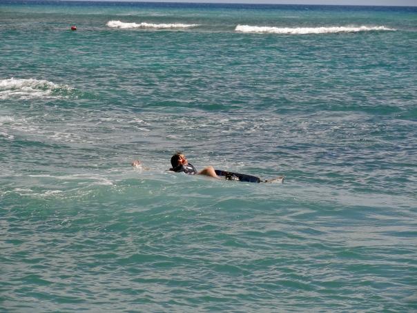 water ski mauritius, water skiing