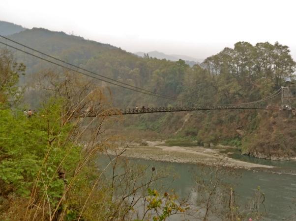Rangeet river, Darjeeling to Sikkim
