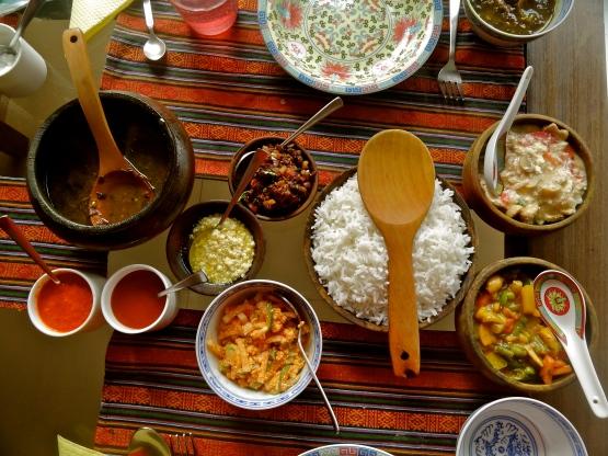 Sikkim food, Gangtok food, Gangtok where to eat, Nine native cuisine
