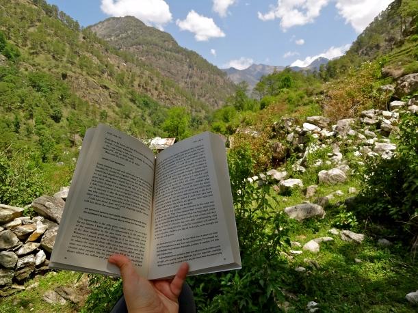 Indian himalayas, Garhwal Himalayas