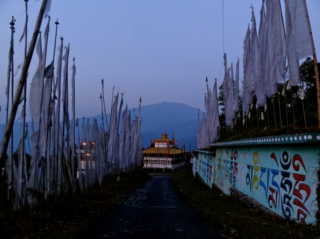 Sikkim monastery, buddhism India, buddhist monasteries